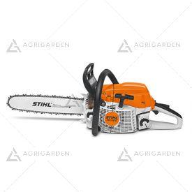 Motosega a scoppio Stihl MS 261 C-M professionale con M-Tronic, pompa regolabile e barra da 40cm.