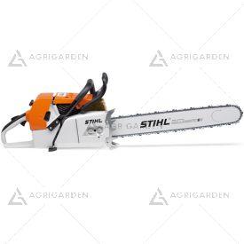 Motosega a scoppio Stihl MS 880 professionale potentissima con pompa olio regolabile e barra da 90cm.