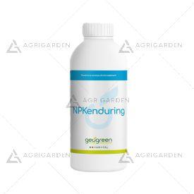 Concime minerale liquido NPK ENDURING bottiglia da 1Kg composto fluido NPK con microelementi.