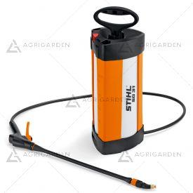 Irroratore manuale Stihl SG 31 top di gamma con serbatoio da 5lt ed ampia apertura di rabbocco liquidi.