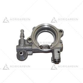 Pompa olio regolabile per motosega stihl 024