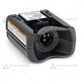 Adattatore AP Stihl abbinale ai macchinari AP, alle batterie AP con cavo di collegamento AP e alle batterie AR e AR L.