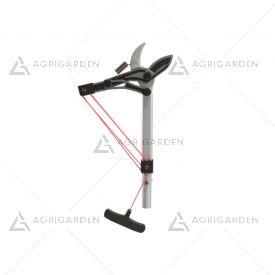 Svettatoio professionale TUCANO VG 3 Castellari con azionamento a corda e diametro di taglio da 40mm.
