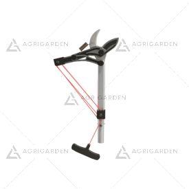 Svettatoio professionale TUCANO VG 6 Castellari con azionamento a corda e diametro di taglio da 40mm.